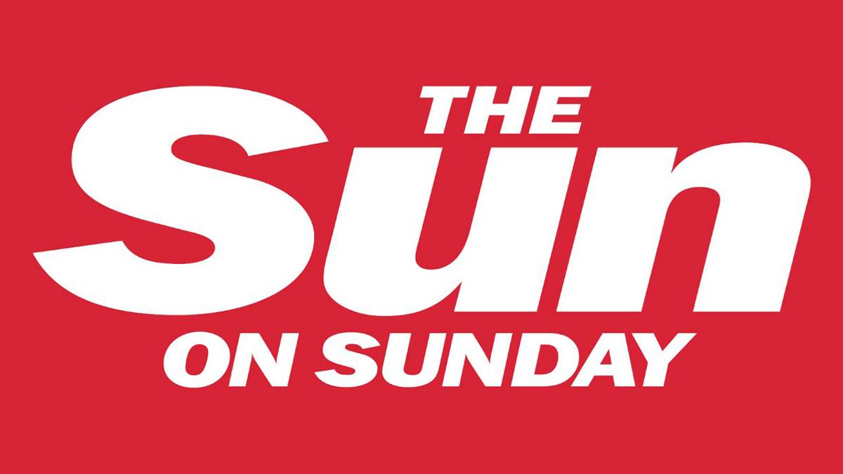 The logo for the Sun on Sunday