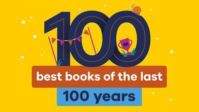 100 Best Books logo