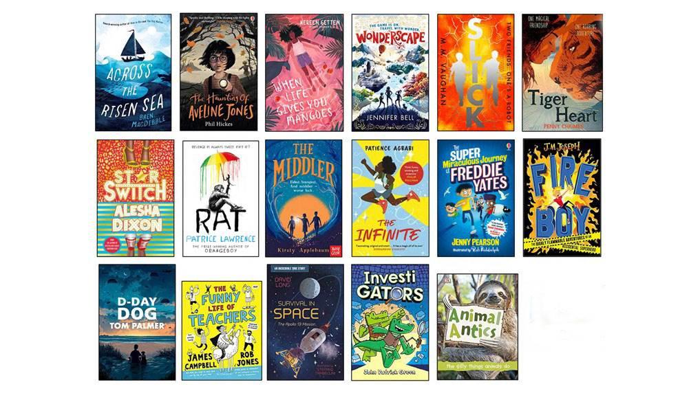 Bookbuzz 2021 books