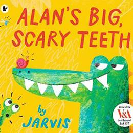 Alan's Big Scary Teeth cover