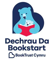 Bookstart Welsh logo