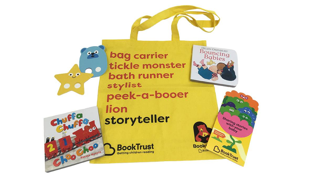 Bookstart Baby Bag 2019-20