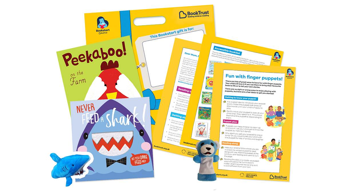 Bookstart Star pack 2020-21