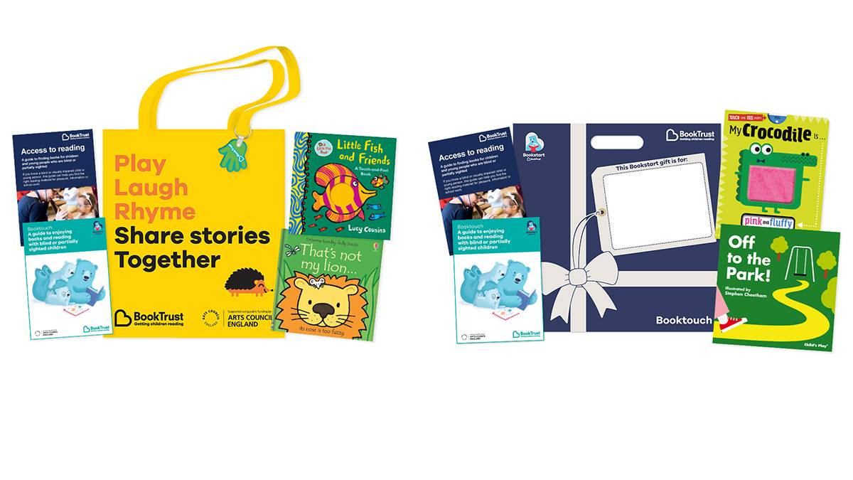 Booktouch packs 21-22