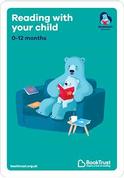 Reading with your child 0-12 months English