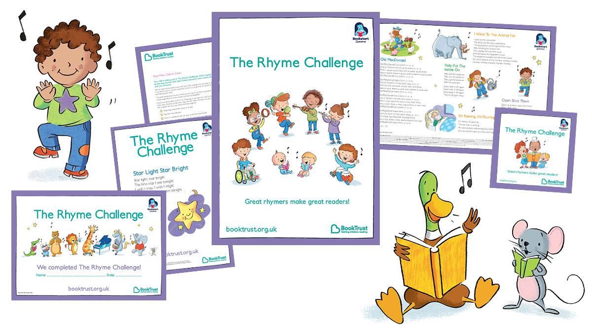 The Rhyme Challenge 2021