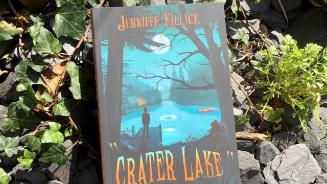 Crater Lake book jacket