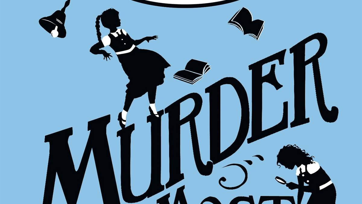 The cover of Murder Most Unladylike