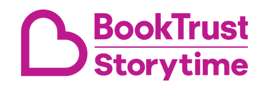 BT Stortytime logo purple