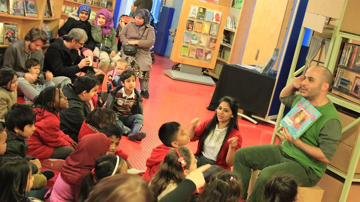 Stories Tour event