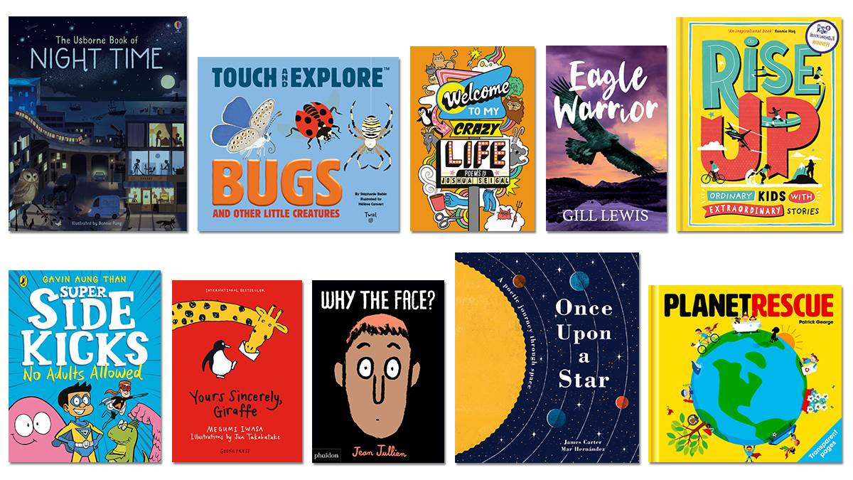 Special School Library Pack 2020/21 books