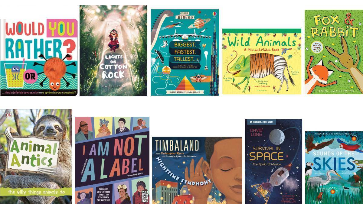 Special School Library Pack 2021/22 books