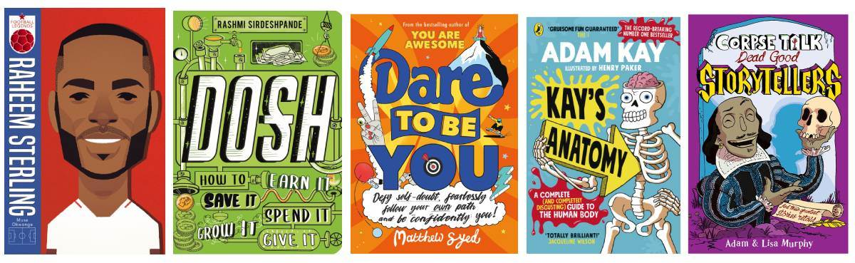 School Library Pack 2020/21 Non-Fiction list