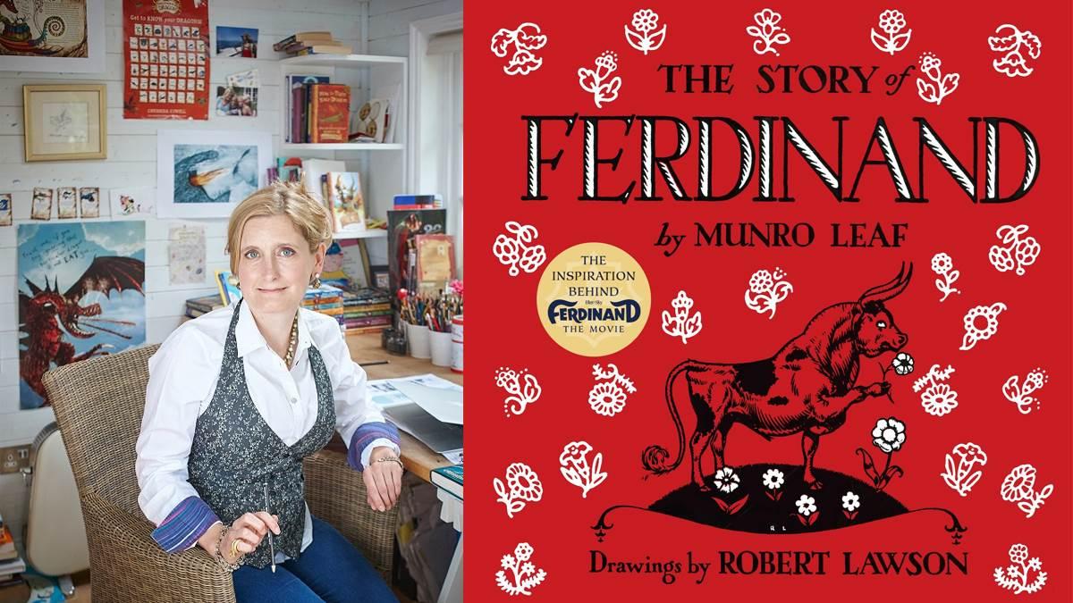 Cressida Cowell & The Story of Ferdinand