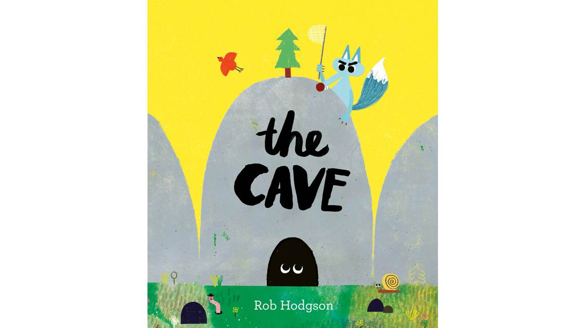 The Cave front cover