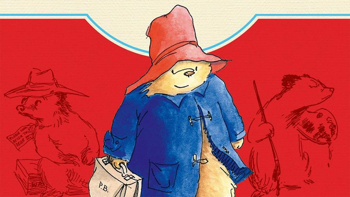 The front cover of A Bear Called Paddington