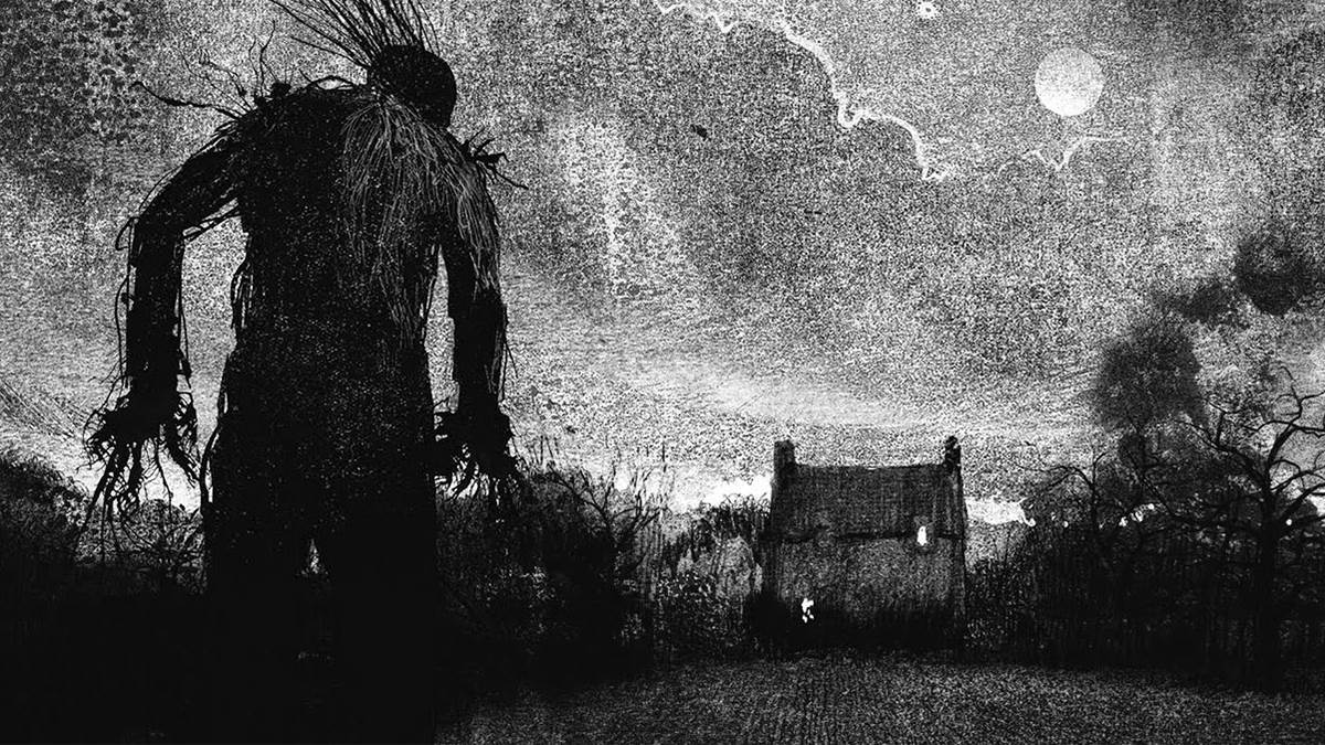A Monster Calls, illustrated by Jim Kay