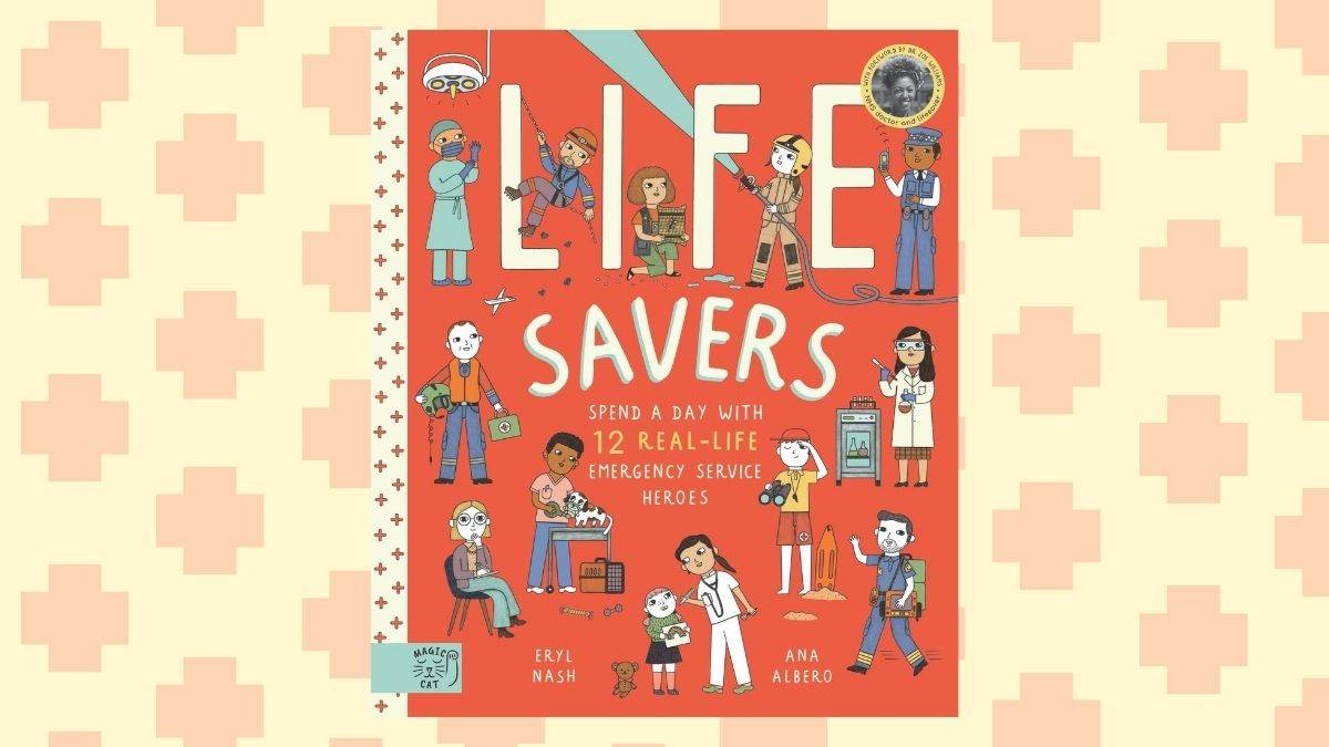 The cover of Life-Savers by Eryl Nash and Ana Albero