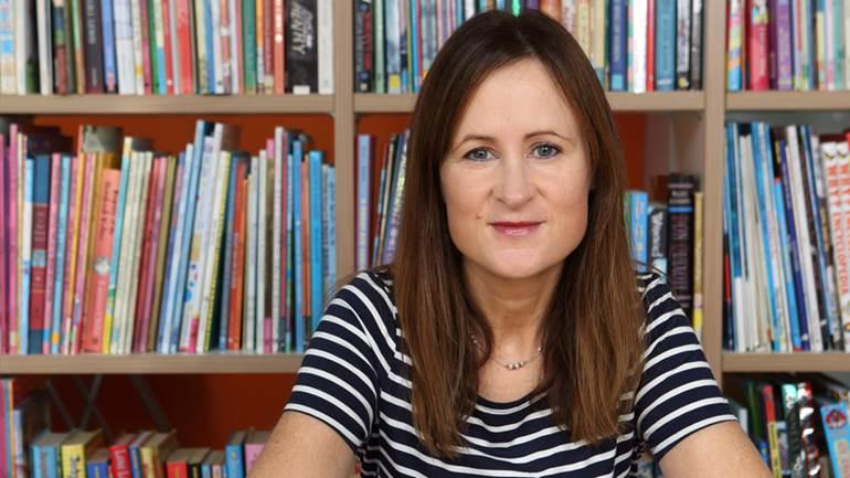 Gemma Malley, Director of Communications & Development