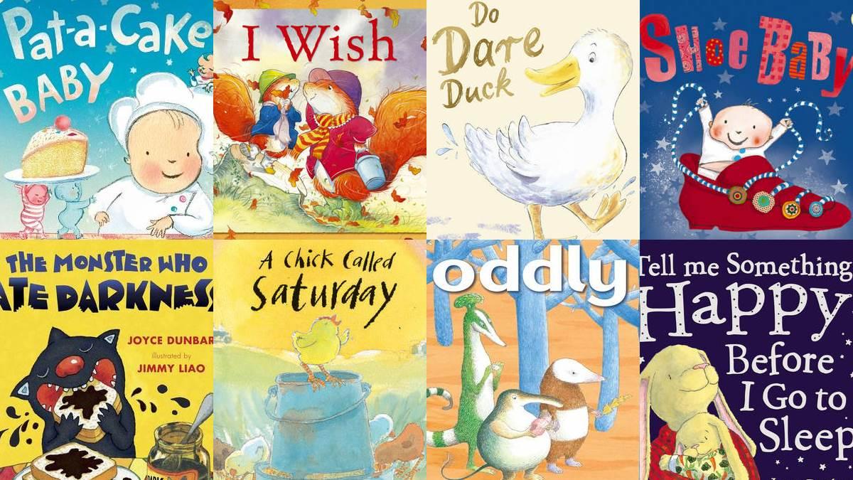 Joyce Dunbar books